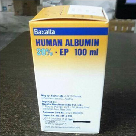 Albumin Injection, Albumin Injection Manufacturers