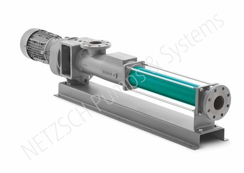 High Consistency MC Paper Pulp Pump