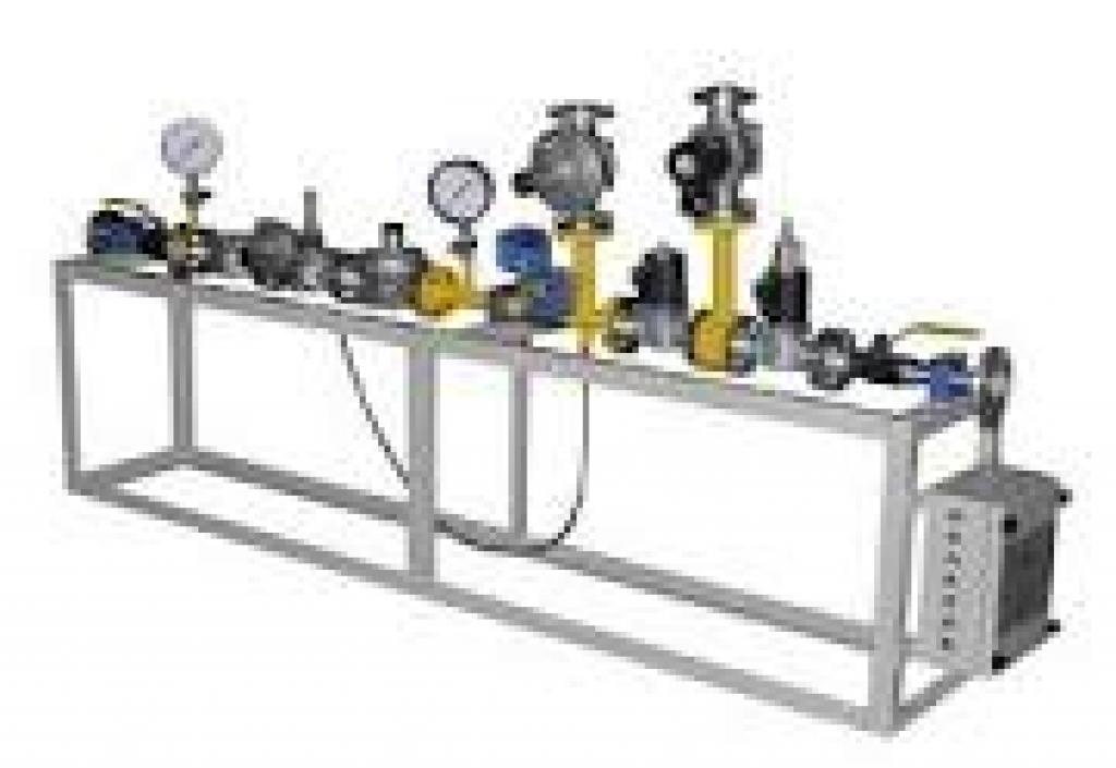 Vanaz Make High Pressure Gas Train DN 25