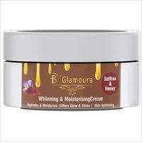 Whitening & Moisturising Cream Saffron & Honey