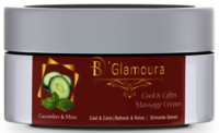 Cucumber & Mint Cool & Calm Massage Cream
