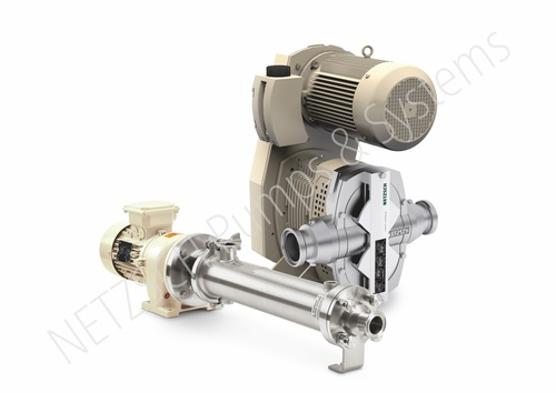 Industrial Sanitary Pumps