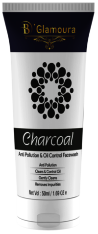 Charcoal Anti Pollution & Oil Control Face wash