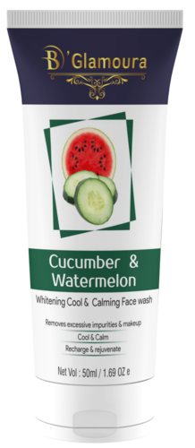 Cucumber & Watermelon  Cool & Calm Face wash