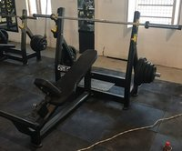 Incline Bench Press Olympic