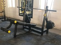 Decline Bench Press Olympic