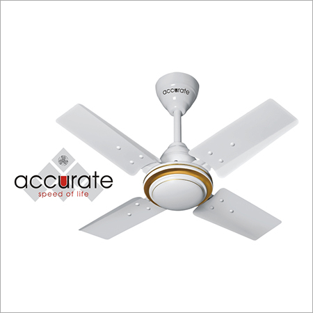 4 Blade Deco Ceiling Fan