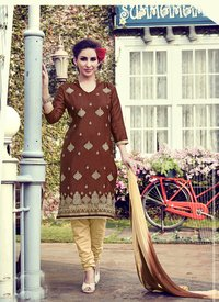 Embroidery Work  Salwar Suits