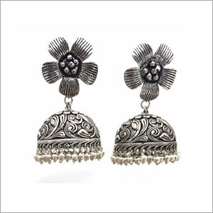 Silver Earrings