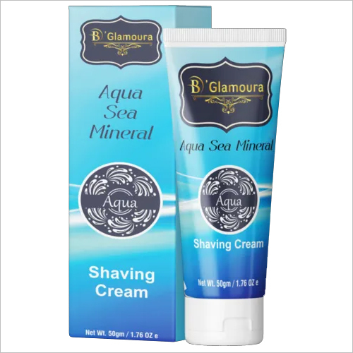 Aqua Sea Mineral Shaving Cream