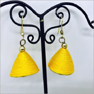 Thread Earrings