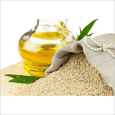 White Sesame Seed Oil