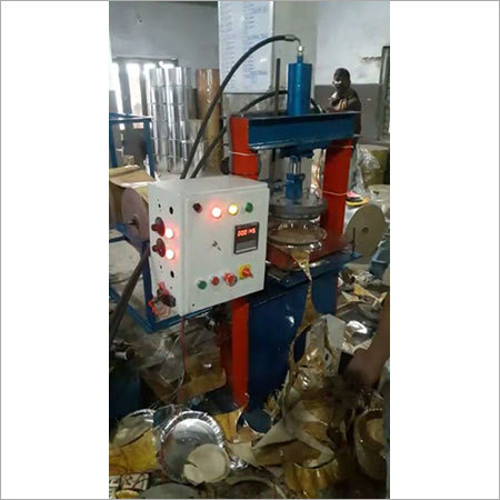 Hydraulic Fully Automatic Four Roll Making Machine