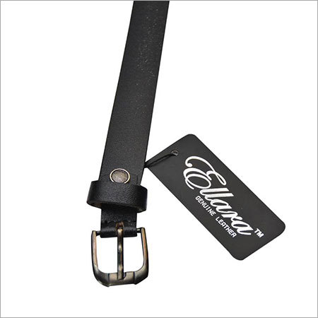 Spanish Reversible Leather Belts