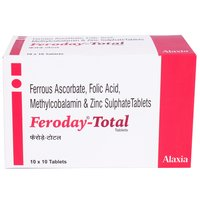 Feroday Total Tablet