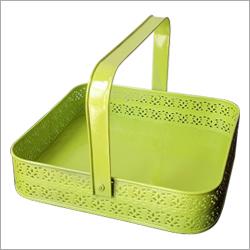 Gift Packaging Metal Basket