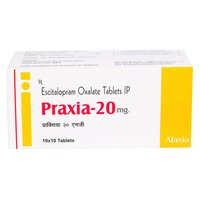 Praxia-20 Mg Tablet