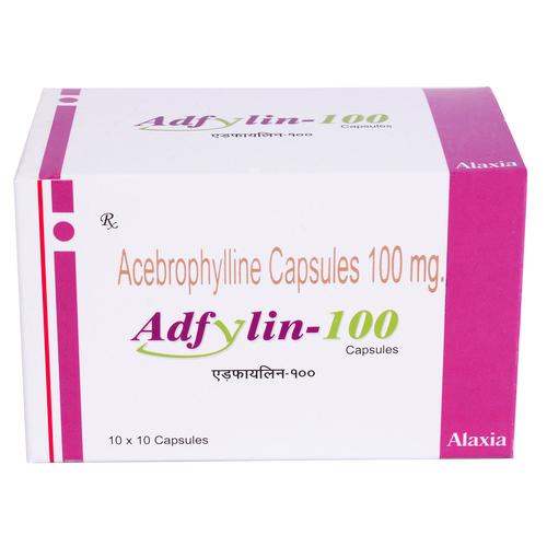 Adfylin-100 Capsules