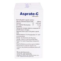 Asprate-C Softgel Capsule