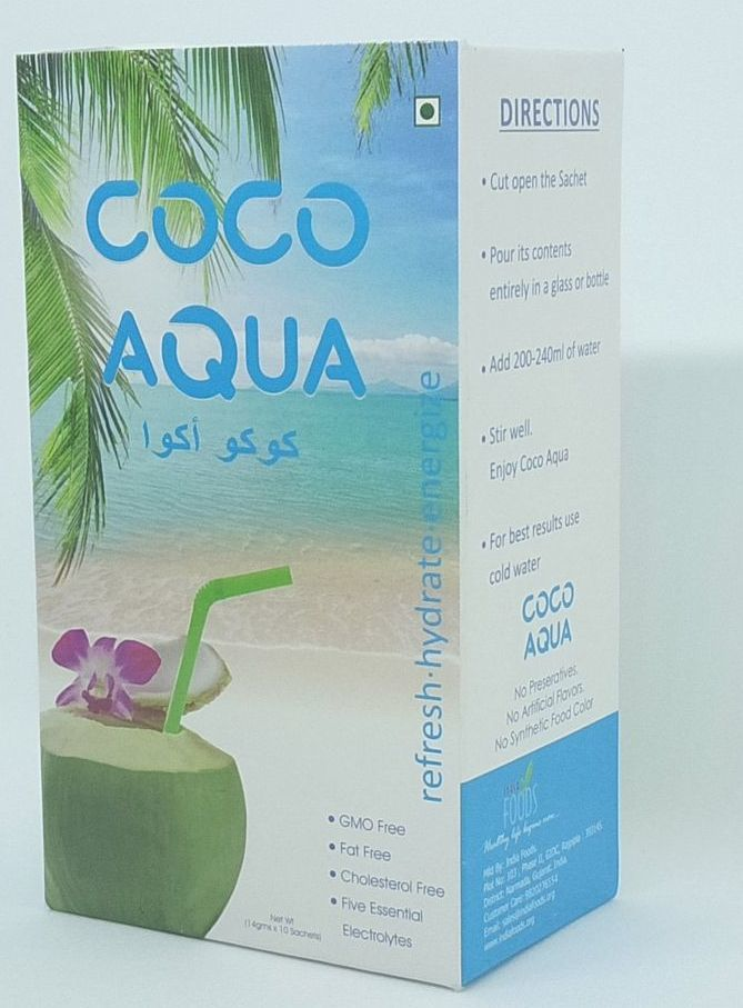Tender Coconut Water Premix