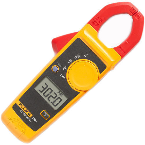 Digital Clamp Meter, Fluke-302