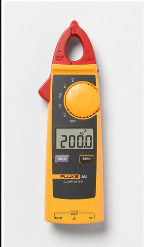 Digital Clamp Meter, Fluke-362