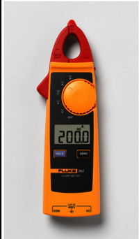 Digital Clamp Meter, Fluke-362