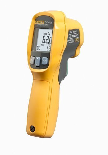 Digital Infrared Thermomer, Fluke-62 Max