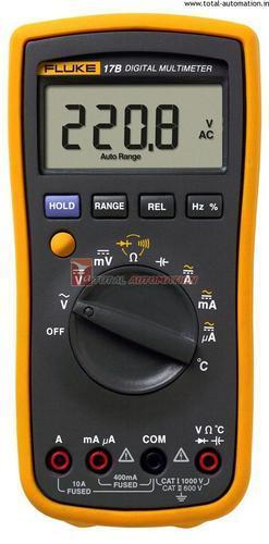 Digital Multimeter Fluke, Model : 17B