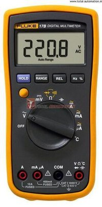 Digital Multimeter Fluke, Model : 17B
