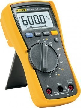 Digital Multimeter, Fluke-115-EFSP