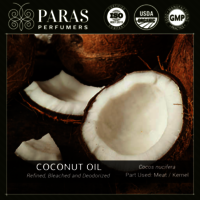 Coconut Oil RBD (Refined Bleached & Deodorised)