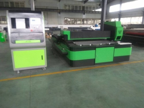 Chinese Fiber Laser Cutting Machine