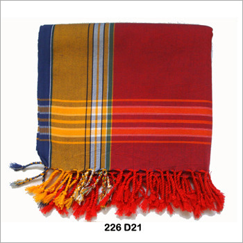Kikoy Kenyan Quality Striped Towel