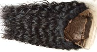 Front Lace Curly Wig