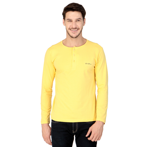 Yellow colour T-shirt