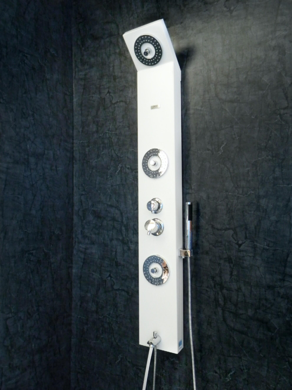NEON Shower Panel