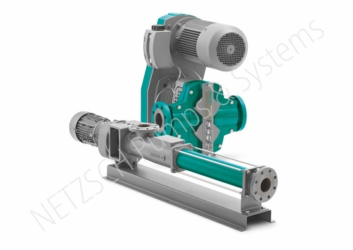 Semi Solid Transfer Pumps
