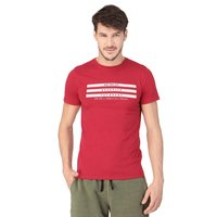 Red plain t-shirt