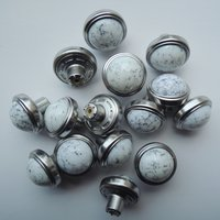 17mm nickle with bead shank button (HD2221-18)