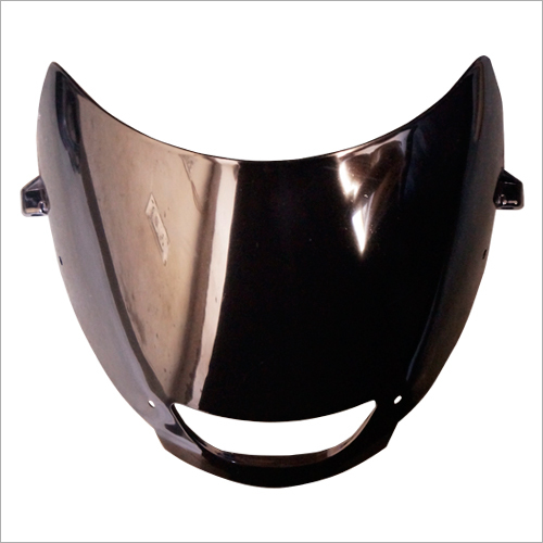 Visor Glass