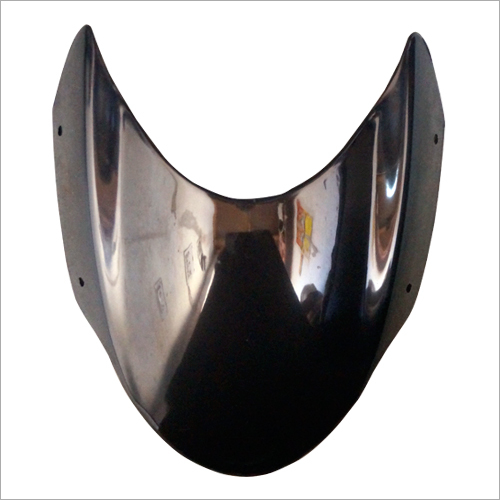 New Discover Bike Visor Glass