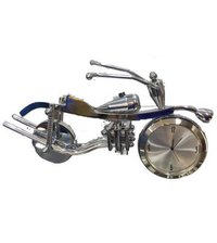 Bike Table Clock