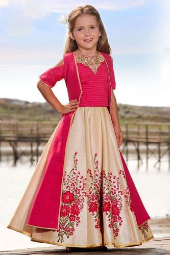Girl Kids Party Wear Dress