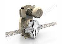 Alum Rotary Lobe Pump