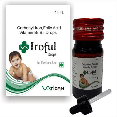 Iroful Drops