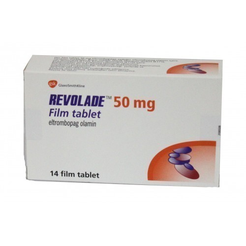 Revolade 50mg Tablet