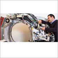 GE CT Scanner Contract Services