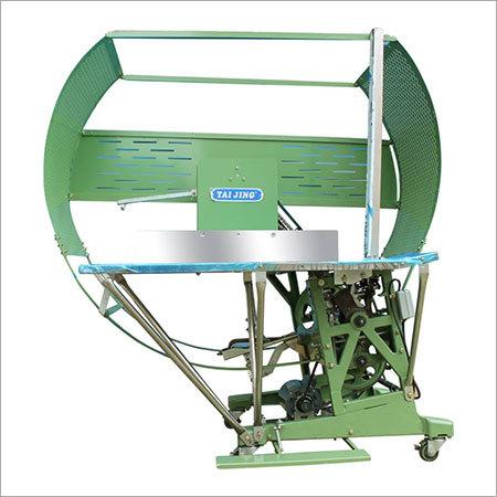 Semi - Automatic TH Tying Machine