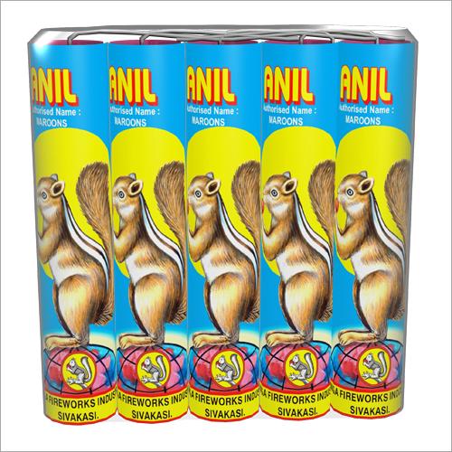 Anil 5x250 DLX Big Single Shot Crackers